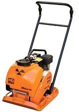 """Multiquip MVC82VHW Honda GX160 Plate Compactor with Water Tank, 18"""" Wide"""