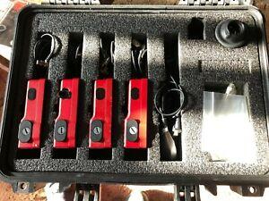 NoisePro Noise Dosimeter Kit in Pelican carry case