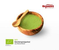 1kg Bio Gerstengras - Herkunft Deutschland  - Kontrollierte Spitzenqualität BIO