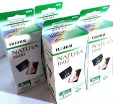 12 Rolls FUJIFILM FUJI Natura 1600 35mm Color film 36 Exps Fujicolor Japan FRESH