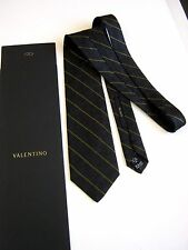 VALENTINO NUOVA NEW TAILORING SATORIALE SETA SILK ORIGINALE MADE IN ITALY