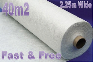 Fleece Membrane Soakaway Wrap Weed Prevent Ground Fabric FREE DELIVERY!  40m2