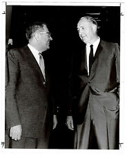 David Packard Trustee Stanford U Hoover Medal Frederick Terman  Press Photo 8X10