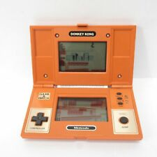 Vintage Nintendo varias pantallas Donkey Kong Game & Watch Naranja Consola De Trabajo