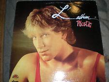 L'Album-Plastic Bertrand-LP-ATTIC Records-1980/French Pop Music/Plastic Bertrand