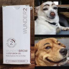 "Wunderbrow Perfect Eyebrow Make Up Brown Gel Waterproof - Brunette ""Open Box"""