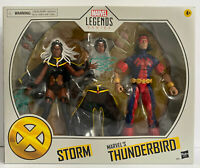 Marvel Legends Storm and Thunderbird X-Men 2 Pack Target Exclusive