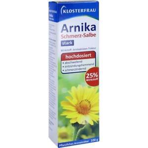 KLOSTERFRAU Arnika Schmerz Salbe 100 g 06103008