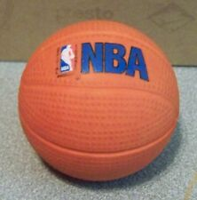 "VINTAGE - OFFICIAL BASKETBALL NBA MINI MINIATURE BASKETBALL 2"" PAPERWEIGHT"