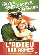 L'ADIEU AUX ARMES DVD Z2