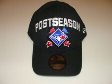2015 New Era Toronto Blue Jays 39THIRTY Cap Hat MLB Post Season Word Mark OSFM