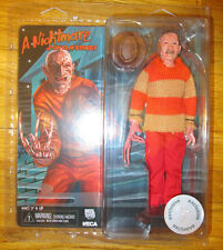 NECA 8-BIT FREDDY KRUEGER VIDEO GAME FIGURE EXCLUSIVE RETRO NIGHTMARE ON ELM ST