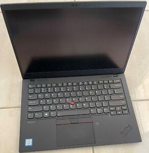 Lenovo Thinkpad X1 Carbon Gen-7(WTY, 256GB SSD, Intel i5, 16GB RAM, Touchscreen)