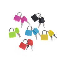 Hot sale Small Mini Strong Steel Padlock Travel Tiny Suitcase Lock with 2  ly