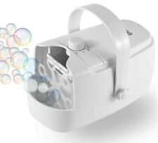 EASYCEL Bubble Machine, Portable Automatic Bubble Blower for Parties