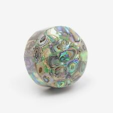 Peacock Mother of Pearl Knob, Pull, Handle, for Cupboards, Doors, Cabinets, Draw