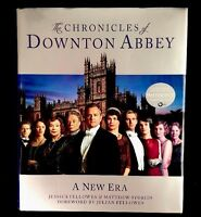 The Chronicles of Downton Abbey  A New Era by Matthew Sturgis Hardcover Book