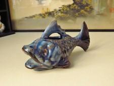 Unboxed Earthenware Blue British Art Pottery