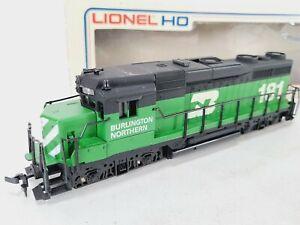Lionel Burlington Northern Diesel Engine HO