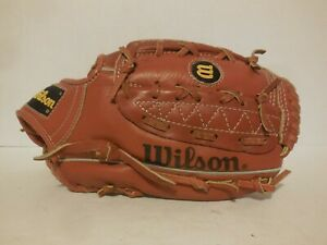 Kirk Gibson vintage Wilson baseball glove A2150 Tigers Dodgers 1980s Right Hand