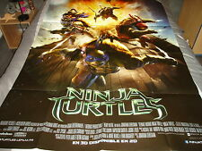 AFFICHE   NINJA TURTLES / LES TORTUES NINJA / 120X160