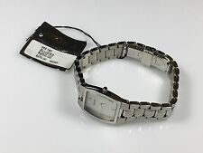Seiko Women's Coutura SUJE83 Dress Silver-Tone Watch NEW