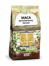 Peruvian Raw MACA POWDER - BabaFood Quality 100g