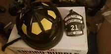 Bullard Firedome UST  2003 Black HELMET Firefighter
