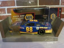 1998 NAPA CALIFORNIA 500 NASCAR 50TH ANNIVERSARY 1:24 SCALE DIECAST PONTIAC
