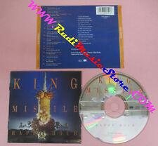 CD KING MISSILE Happy Hour 1992 Germany ATLANTIC 756782459 2 no lp mc dvd (CS15)