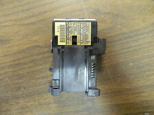 Fuji Electric Contactor, SC-0Y/G (13), 24V, Used, WARRANTY