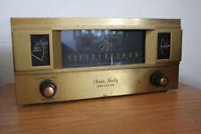 The Fisher * FM-90 x * Series Ninety * Gold Cascode * Röhren Tuner *