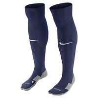 Nike Mens Team Matchfit Core Soccer Sock SX5730 410 Blue Gray XL 12-15 New