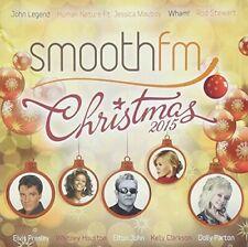 Smooth Fm Presents Christmas 2015 - Various Artist (2019, CD NIEUW)