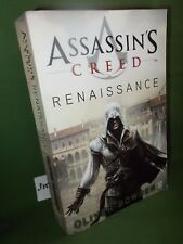 OLIVER BOWDEN ASSASSIN'S CREED: RENAISSANCE UK PAPERBACK EDITION