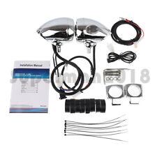 1'' Motorcycle Amplifer Speaker Hi-Fi Audio MP3/WMA Bluetooth USB/AUX MT485