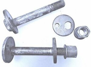 1986 to 1995 Toyota 4Runner Pickup Lower Arm Cam Camber Adjust Bolts ,Used