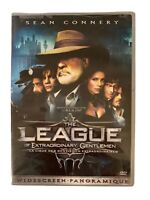 The League of Extraordinary Gentlemen (DVD, 2003, Bilingual, Widescreen)