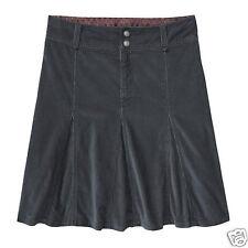 ATHLETA Whenever Cord Skirt, NWOT,  Size  2, Asphalt, Retail $69