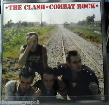 The Clash: Combat Rock - LP Vinyl 33 rpm