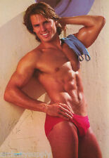 POSTER :  VON  - MALE MODEL - POSED  -    FREE SHIPPING ! #2512   RP91 T