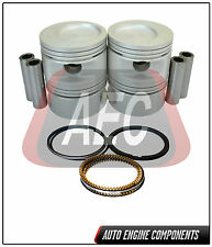 Piston & Ring Fits Chevrolet Astra Optra  2.0 L X20XEV DOHC   #PR041