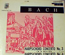 Maria Van Der Lyck - Bach -Recorded in Europe MINT---LP