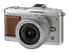 Olympus Miralles Single-Lens Pen E-P2 Lens Kit Silva E-P2Lkit