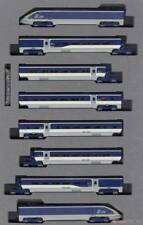 KATO 10-1297 EUROSTAR NEW COLOR E300 8 CARS SET (N SCALE) - BNIB