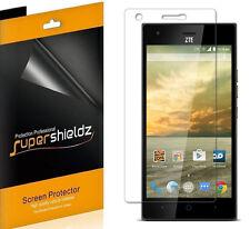 6X Supershieldz HD Clear Screen Protector Shield Saver Cover For ZTE Warp Elite
