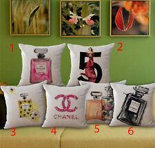 Cuscino Chanel Cuscini Copricuscino Coco Pillow Cushion profumo parfum girl hot