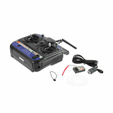FLY SKY 2.4G FS-CT6B 6 CH Channel Radio Model RC Transmitter Receiver Control BE