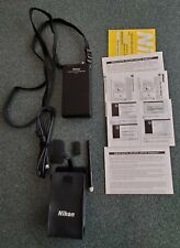 Nikon WT-4A Wireless Transmitter for D700, D3, D300s and D300 DSLR Cameras