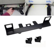 Universal ISOFIX Auto Kfz Kindersitz Gurt Befestigung Halterung Haken 5mm Stahl